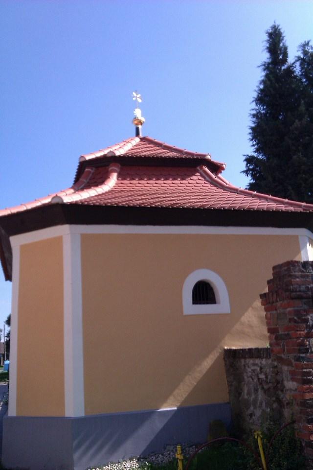 Костница в Здиславицах